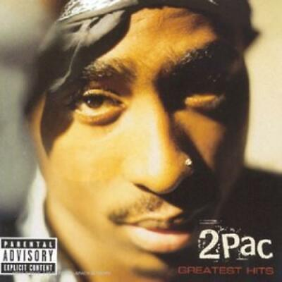 2 Pac : Greatest Hits CD Value Guaranteed From EBay's Biggest Seller! • 23.24£