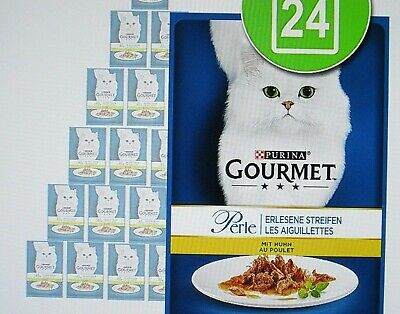 Purina Gourmet Perle Fillets X 24 • 23.99£
