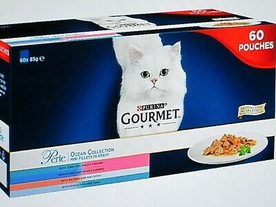 Purina Gourmet Perle ' Saver Pack ' X 60 • 34.99£