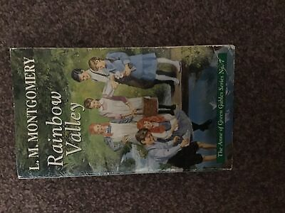 Rainbow Valley L M Montgomery Author Anne Of Green Gables Paperback Book • 3.80£