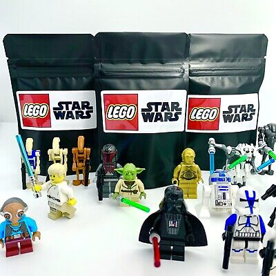 LEGO Star Wars Mystery Minifigure & Accessory Blind Bag 100% Genuine Bundle Set • 9.99£