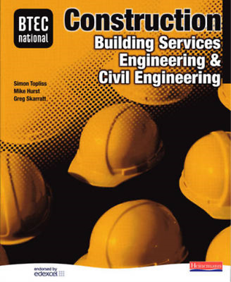 £4.93 • Buy BTEC National Construction, Building Services Engineering And Civil Engineering