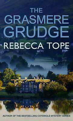 The Grasmere Grudge (Lake District Mysteries), Rebecca Tope, New Condition, Book • 4.60£