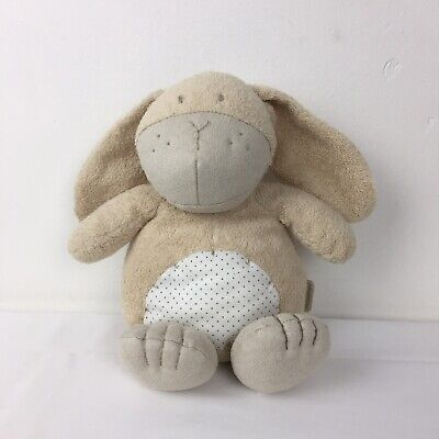 Mamas & Papas Harriet Hare Bunny Rabbit Beige Plush Soft Toy Height 11 Inches • 12.99£