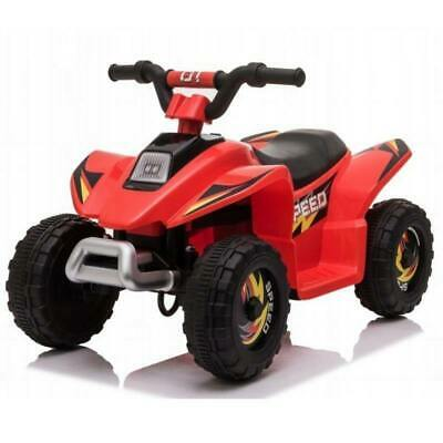 AU119 • Buy NEW 6V Kids Electric Ride On ATV Quad Bike 4 Wheeler Toy Car - Red