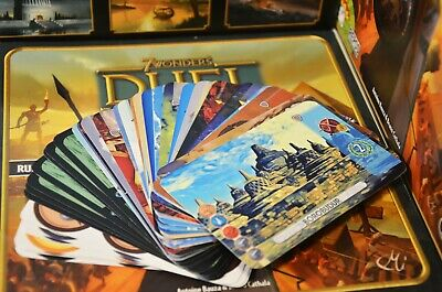 $ CDN31.51 • Buy 7 Wonders Duel Nature Fans Made Expansion