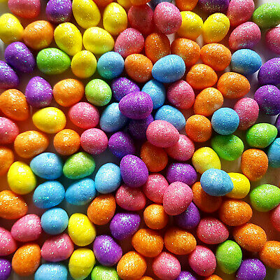 5 Easter Sponges / Painting / Childrens Crafts / Egg Chick Bunny Flower Sheep • 1.35£