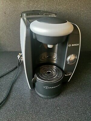 View Details TASSIMO By Bosch Style TAS40XXGB Automatic Pod Coffee Machine Black & Grey  • 20.99£