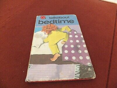 Ladybird Book Talkabout Bedtime • 3.85£
