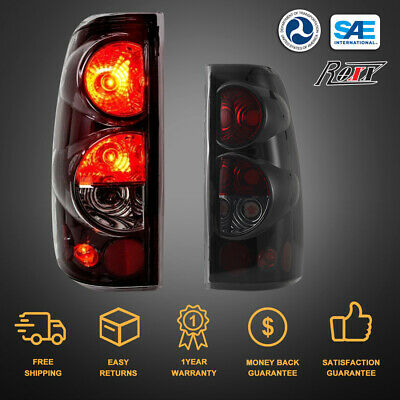 $48.68 • Buy Pair Tail Lights For 99-06 CHEVY Silverado 99-02 GMC Sierra Replacement Assembly