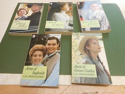 Anne Of Green Gables L M Montgomery Collection Softcovers X5 Vgc Low Post  • 9.95£