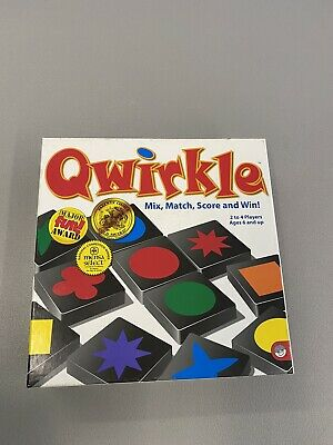 $ CDN18.98 • Buy MindWare Qwirkle Board Game Parts Are Sealed