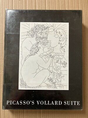 £150 • Buy Picasso's Vollard Suite, Introduction By Hans Bolliger, Thames And Hudson 1956