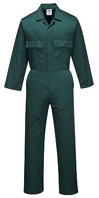 £17.46 • Buy PORTWEST S999 All Colours & Sizes Work Euro Boiler Suit Coverall Overall PPE