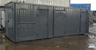 £5995 • Buy 24ft Welfare Unit Evo Groundhog Portable Cabin Portable Office Site Shipping