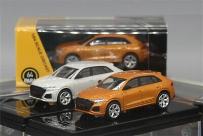 $ CDN21.23 • Buy PARA 1:64 Audi RS Q8 Dragon Orange/White Diecast Car