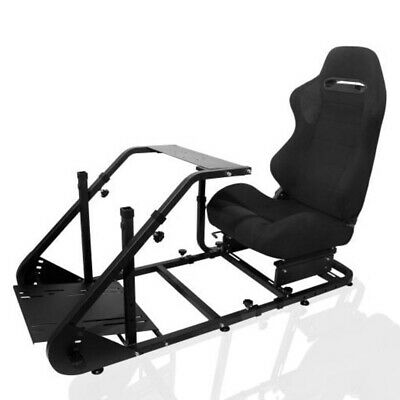 Racing Simulator Cockpit Steering Wheel Stand For Logitech G29 G920 Thrustmaster • 239.99£