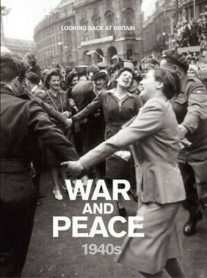 £3.20 • Buy War And Peace: 1940's (Looking Back At Britain) / Readers Digest