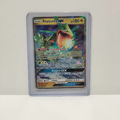 $ CDN9.88 • Buy 1x Rayquaza GX - 109/168 - Ultra Rare - SP Slightly Played