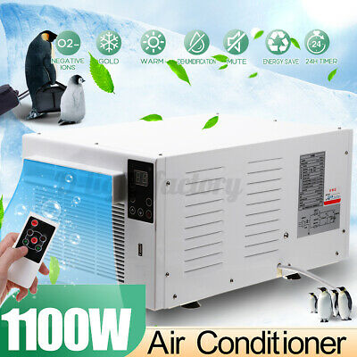 AU269.99 • Buy 1100W Air Conditioner Window / Wall Box Refrigerated Cooler Dehumidification AU