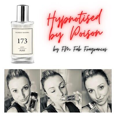FM 173 Pure Collection FM Perfume For Women 50ml IN STOCK! UK • 15.75£