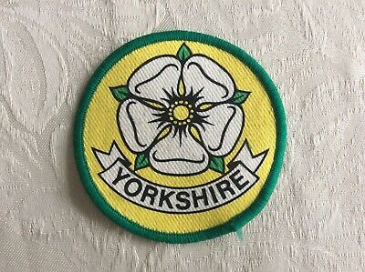 £2.99 • Buy Yorkshire Cloth Patch