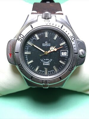 $ CDN562.08 • Buy Squale Rambo Diver Compass Vintage Watch