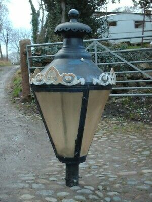 Very Large Lamp Post Top • 295£