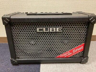 AU503.88 • Buy Roland Cube Street Battery Powered Amplifier