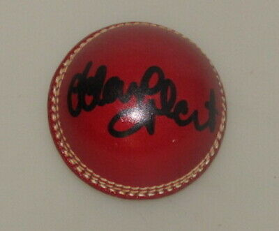 AU169 • Buy ADAM GILCHRIST Hand Signed Cricket Ball