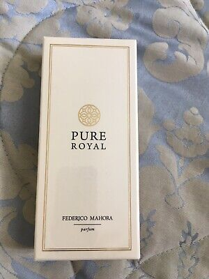 FM World Pure Royal 142 By Federico Mahora Perfume For Her 15ml Exp.2025; • 15.50£