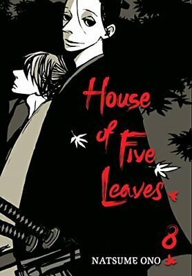 £14.89 • Buy HOUSE OF FIVE LEAVES GN VOL 08 (C: 1-0-2). Ono 9781421542027 Free Shipping< 
