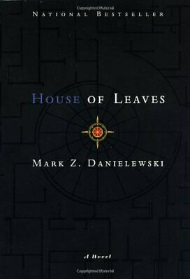 House Of Leaves.by Danielewski  New 9780375703768 Fast Free Shipping<| • 22£