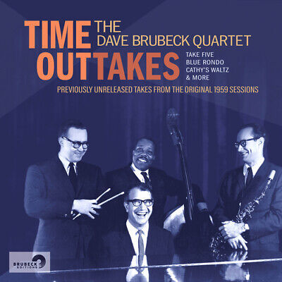 £12.52 • Buy The Dave Brubeck Quartet : Time OutTakes CD (2021) ***NEW*** Fast And FREE P & P