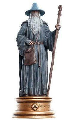 £24.99 • Buy Eaglemoss Lord Of The Rings Chess Figurine #82 Gandalf The Grey New