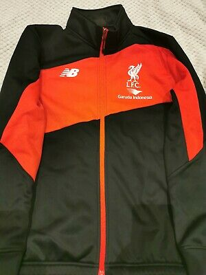 £34.99 • Buy Liverpool FC New Balance Track Training Top Size Large New