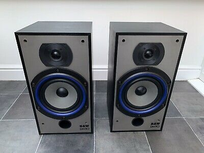 $ CDN256.87 • Buy B&W DM110 Bowers And Wilkins Speakers Audiophile England UK Made