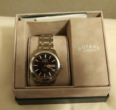 Rotary Les Originales Legacy Swiss Made Watch • 145£
