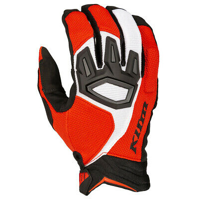 $ CDN37.65 • Buy Klim Dakar Off-road Gloves Red Dual-sport Riding Glove All Sizes Was $39.99