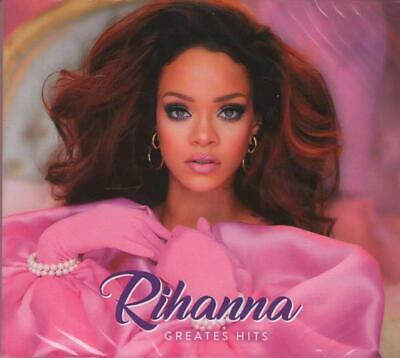 AU54.99 • Buy RIHANNA - Greatest Hits - 2 CD Set