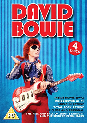 David Bowie Collection (Asda Exclusive) DVD NEW • 10.23£