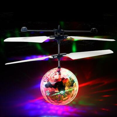 AU15.86 • Buy Toys For Boys Age 3 4 5 6 7 8 9 10 Year Old Flying Ball Mini Drone Led Light Up