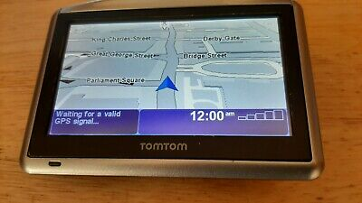 TomTom One XL Sat Nave GPS 4S00.007 With Case And Car Charger New Screen Fitted • 15£