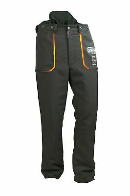£62.95 • Buy Oregon Yukon Type A Chainsaw Trousers Size Large  36 -38  Husqvarna All Sizes