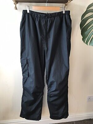 MEN'S PETER STORM 'Storm Shield' Waterproof Trousers Pants Size XL • 9.99£
