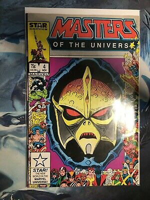 $44.99 • Buy Masters Of The Universe #4 Star Comics (1986) Bagged & Boarded
