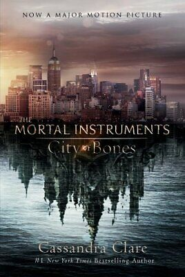 City Of Bones (The Mortal Instruments) By Clare, Cassandra Book The Cheap Fast • 5.99£