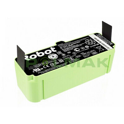 ORIGINAL Lithium Ion Battery 1800 MAh For IRobot Roomba 1800LI • 49.90£