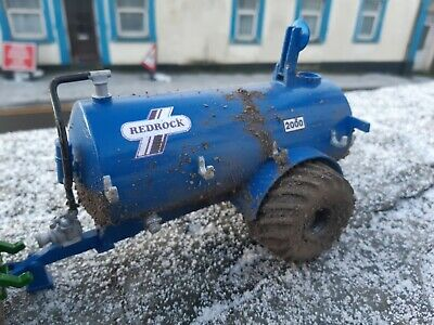 £40 • Buy Rare Britains Conversion Redrock Dirty Tanker Ford New Holland Blue For Tractor