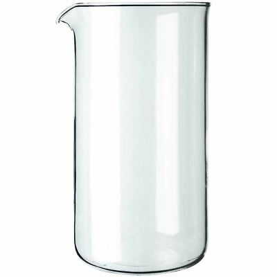 £9.99 • Buy Bodum Spare Coffee Press Replacement Glass Beaker - 3 Cup Capacity - 0.35L
